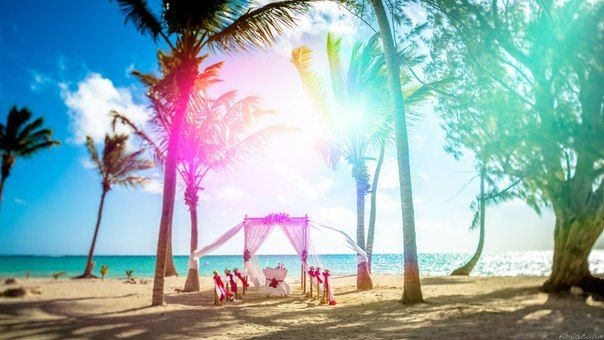 Cap Cana wedding ceremony