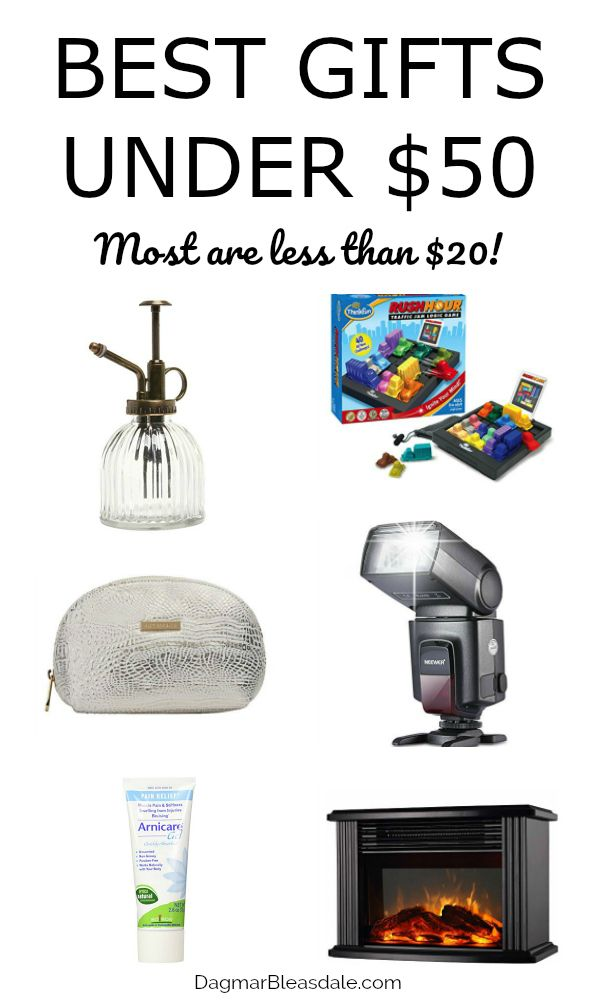 Best Unique Gifts Under 50 Most Are 20 Gift Ideas The On Pinterest Diy Christmas