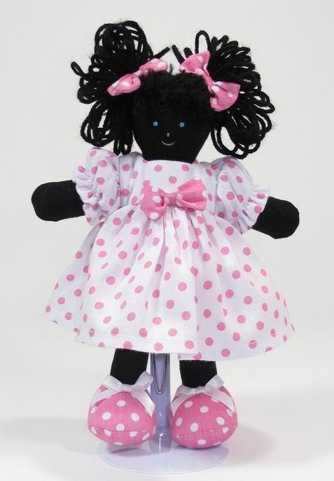 Mini Dottie Pink 21cm