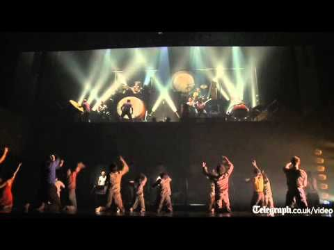 Hofesh Shechter: 'it's about freedom'