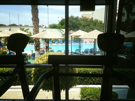 Open every Sunday from 17:00 -21:00 ~ #koshotel #kosgym #summeriscoming #kosisland #gym #spa #kos