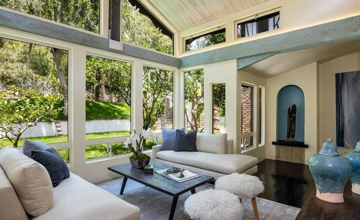According To Variety Gaga Recently Purchased The Late Frank Zappas Former Hollywood Hills Home