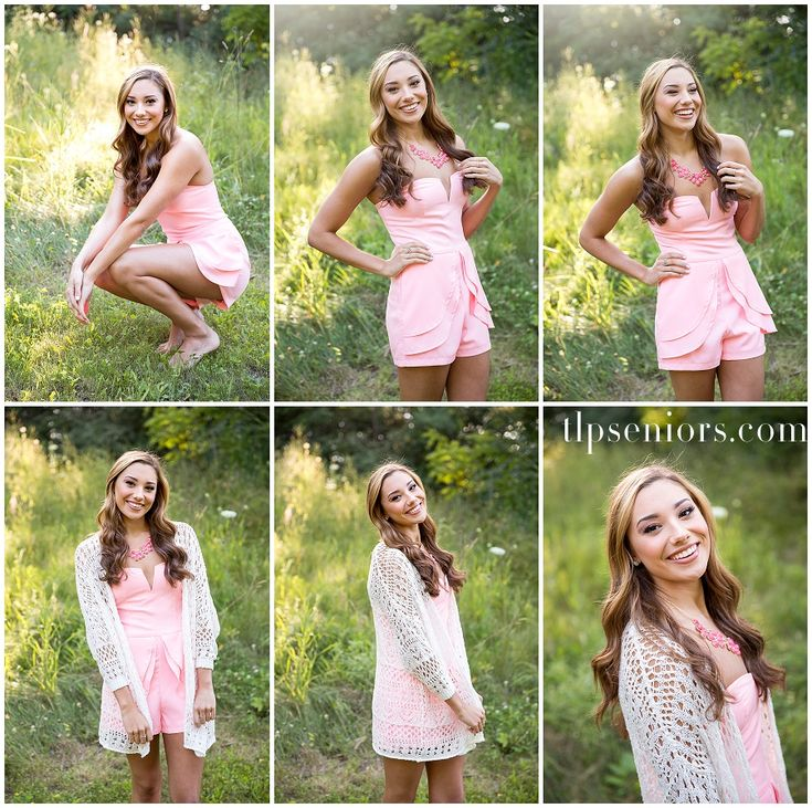 Ellyse - Mercy High School Class of 2016 - Senior Pictures