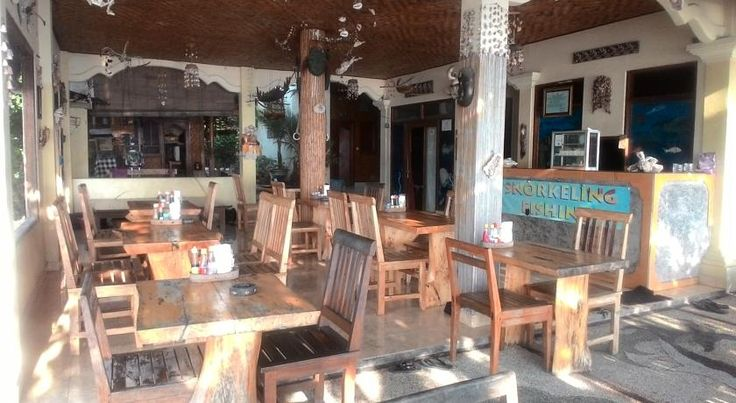 Hotel Sunrise Cafe Room and Restaurant, Amed, Indonesia - Booking.com