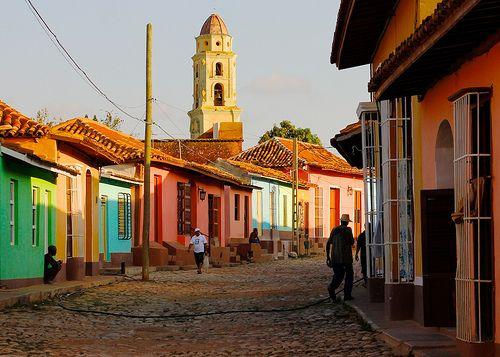 """""""Cuba street"""" tomada por @Doug Wheller"""