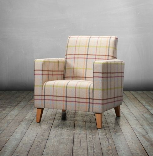 COMO Contemporary Style Armchair