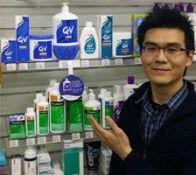 We are recognising Australian Pharmacists for World Pharmacy Day. This is Cia-Cen Lim from Nairne Pharmacy, South Australia.  http://www.egopharm.com/skin-blog/celebrating-world-pharmacist-day-meet-pharmacist-cia-cen-lim