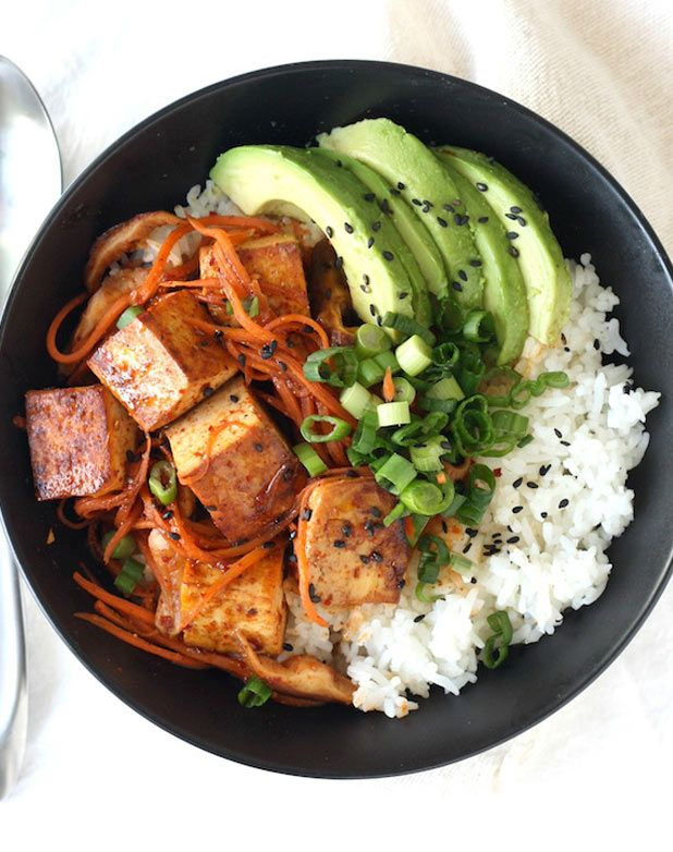 19 Unexpected Tofu Recipes Everyone Will Love via @PureWow