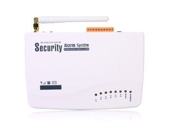 Wireless Home House GSM Security Burglar Alarm System (White) by QLPD. $145.86. 6 wireless defense zones,4 wired defense zones. Can dial 6 telephone numbers with voice remind. Can send SMS to 3 mobile phones.