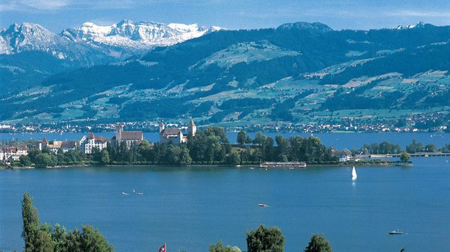 Männedorf to Rapperswil · any season ·1h TR · 4h HT