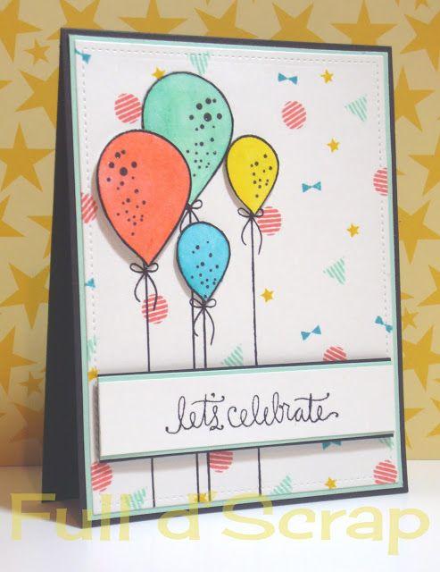 Full d'Scrap: CARD KIT SSS SEPTEMBER'15 ... #1