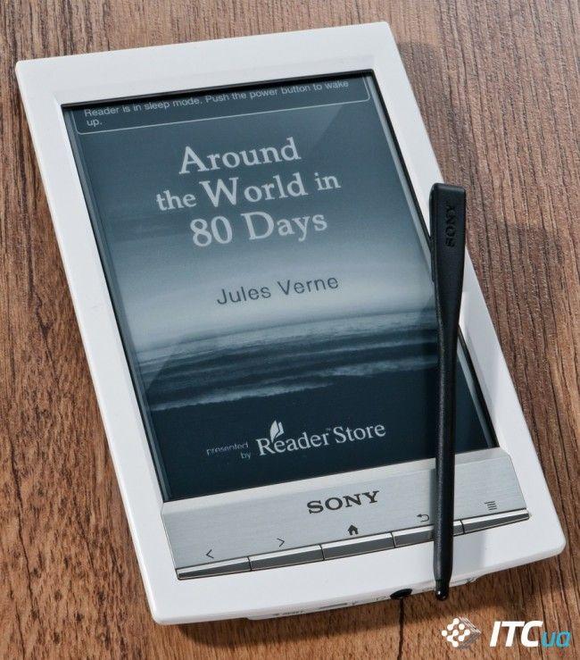 Sony - ebook Reader (PRS T1)