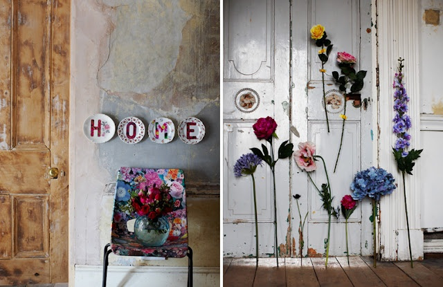 decoupage chair: Chair, Inspiration, Style, Interiors, Beautiful, Photographer, Homes, Flower
