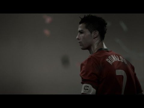 Nike Football: Cristiano Ronaldo leaves a Vapor Trail