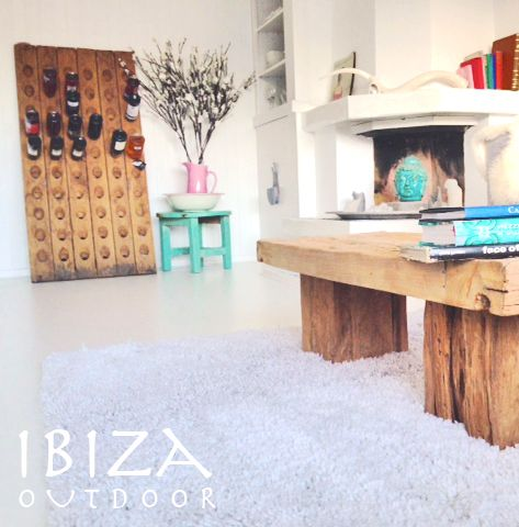1000 images about ibiza outdoor homes on pinterest tes ushuaia and bamboo chairs - Salontafel naar de slaapkamer ...
