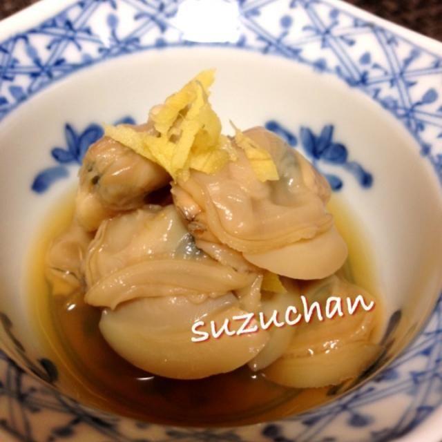 あさりに紛れて蛤も少し取れました生姜を効かせてしぐれ煮に… - 64件のもぐもぐ - 潮干狩りメニュー3⃣蛤のしぐれ煮 by suzuchan