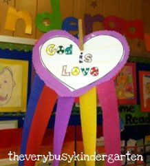 The Very Busy Kindergarten: Religion