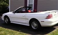 Used 1994 Ford Mustang for Sale ($6,850) at Middletown, CT