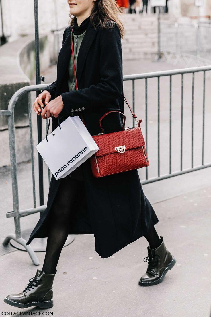 Paris Fashion Week AF 2017: лучший street-style с самой элегантной недели моды – Woman & Delice