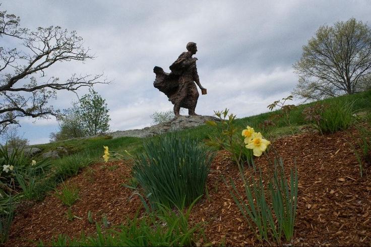 Justice Louis Brandeis Statue