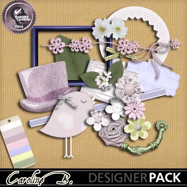 Flower And Lace Wedding Kit 1  http://www.mymemories.com/store/display_product_page?id=CBDS-CP-1405-59272&r=carolineb