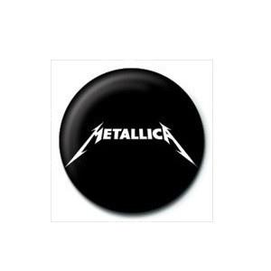 Pyramid International Rozet - Metallica (Logo) - 25 mm Rozet - BunlardanIstiyorum.com