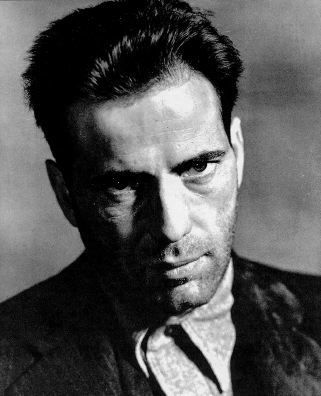 """Humphrey Bogart as Duke Mantee in """"The Petrified Forest"""" One of his best roles!"""