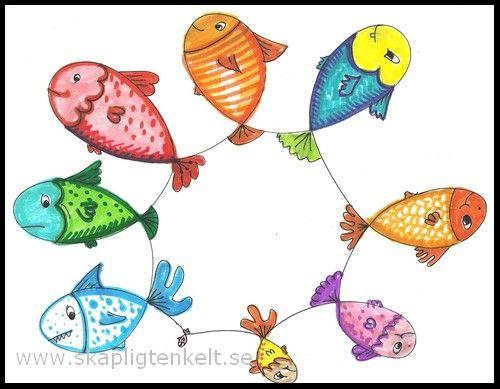 Skapligt Enkelt: Fiskstim