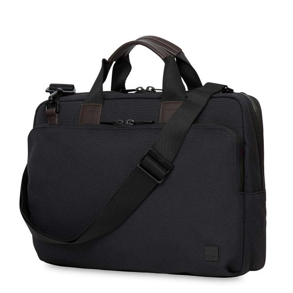 "Maxwell Men's 15"" Briefcase - Charcoal 
