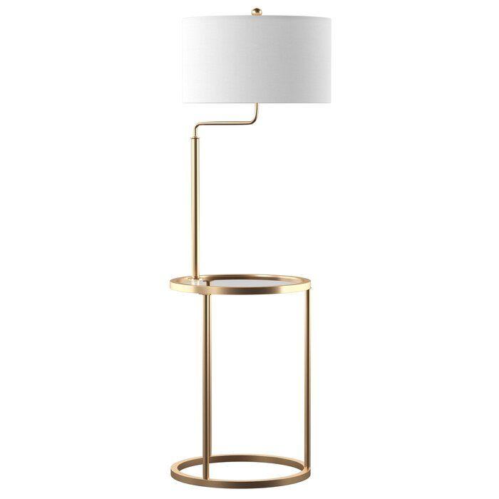 Equip Your Space Étagère Floor Lamp