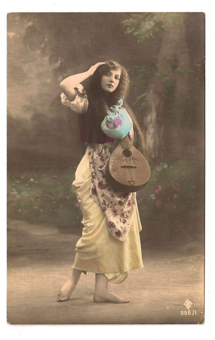 RESERVED for walt kolenda until 5.10.11 Beautiful Gypsy ...
