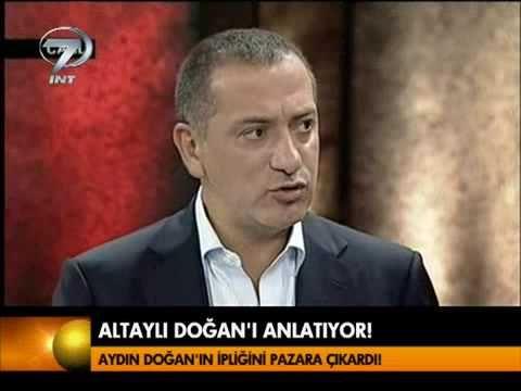 Fatih Altaylı : Aydın Doğan İş dünyasının Alaaddin Çakıcısı