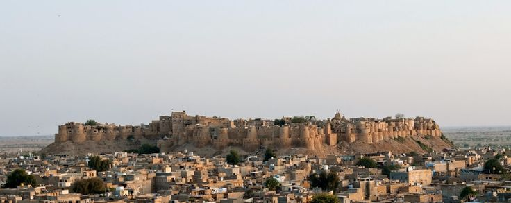 Jaisalmer: Land Of artistic structures and monuments.  #india #travel