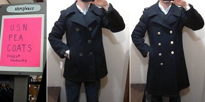 Army/Navy Surplus Options | Best Looking Affordable Outerwear – Fall/Winter 2015 on Dappered.com