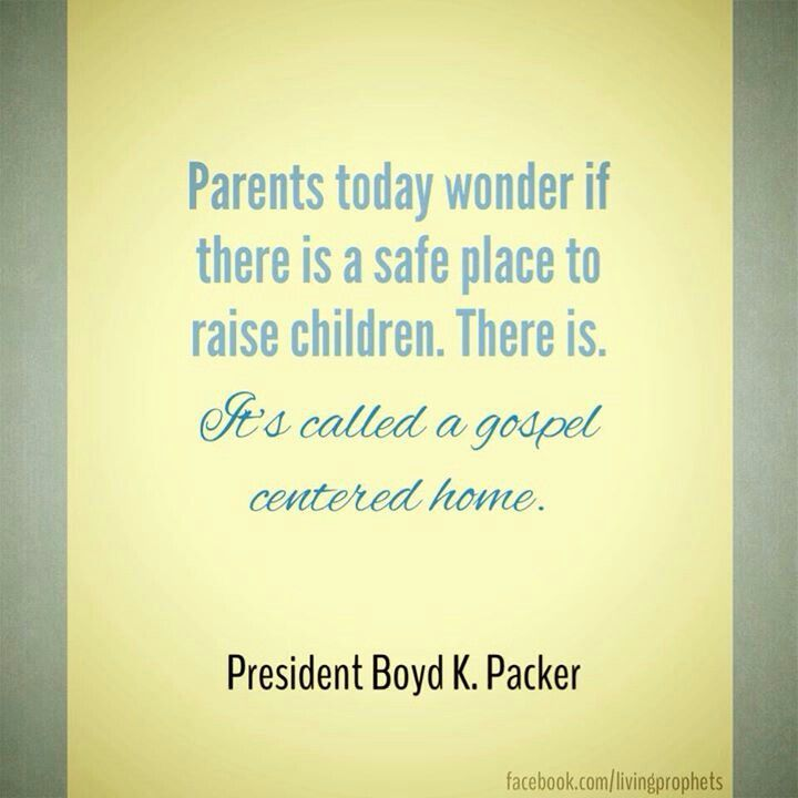 Lds Quotes On Family Home Evening: 95 Best FHE Images On Pinterest