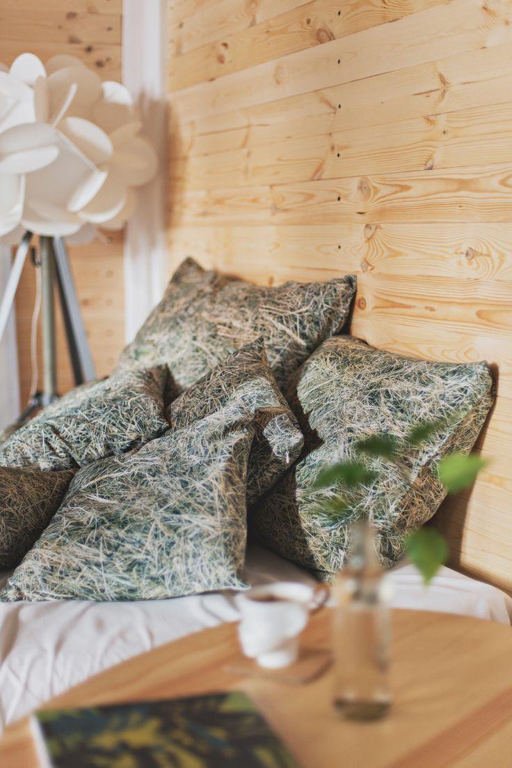 HAYKA - haystack bed linen by Dizeno Creative / fot. Kamila Gołębiewska / www.hayka.eu