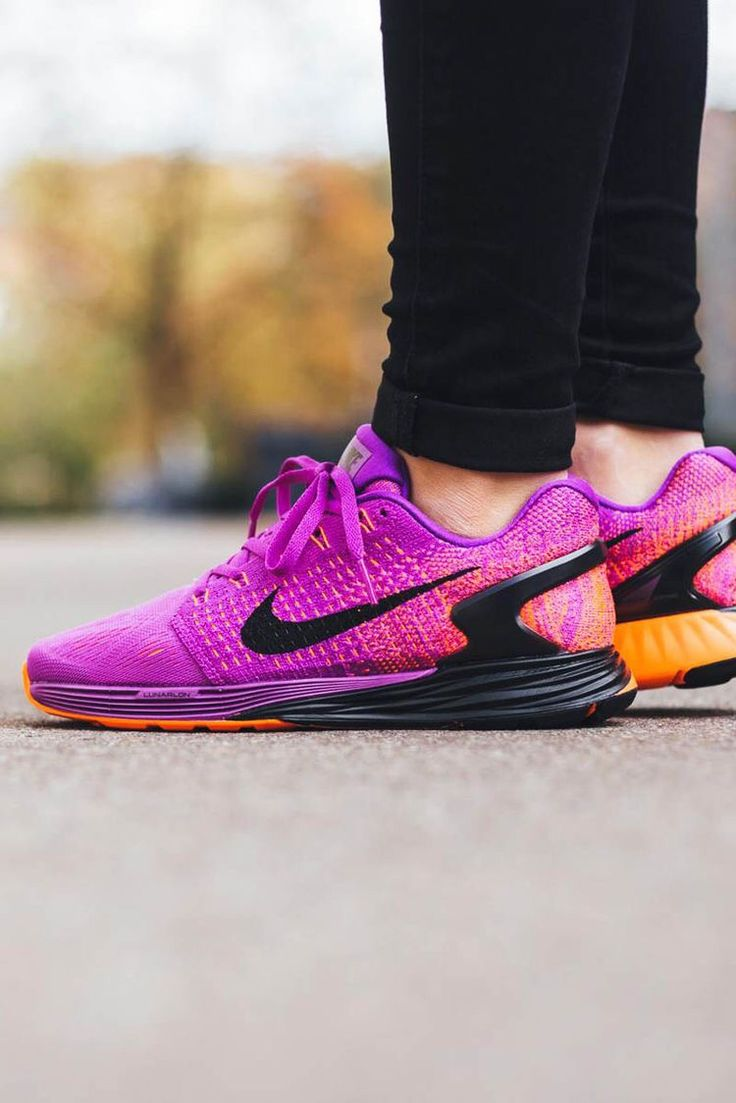 Nike Lunarglide 7: Purple I have these and love them!