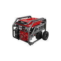 Black Max 7,000 Watt Portable Gas Generator with Electric Start - Powered by Honda - Sam's Club