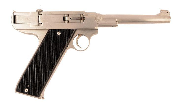 SOLA Kniegelenk-Pistole Versuch .357 Mag