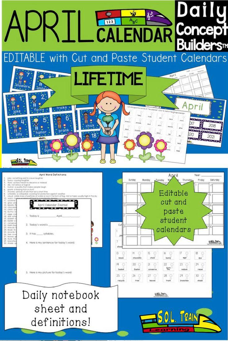 April Calendar Questions : Images about april teaching activities on pinterest