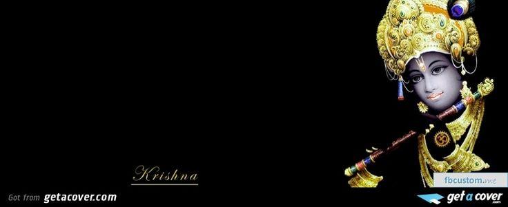 Krishna Facebook Cover