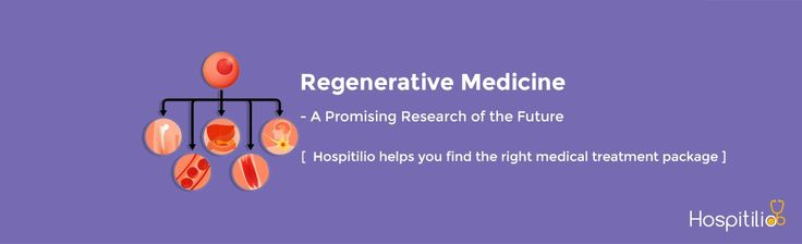 What is Regenerative Medicine? It is a branch of research in tissue engineering and molecular biology, which deals with the replacement, and regeneration of human cells and organs. It will replace tissues and organs that have been damaged by disease, trauma, or congenital issues contrary to current clinical strategies that focus primarily on treating the symptoms.