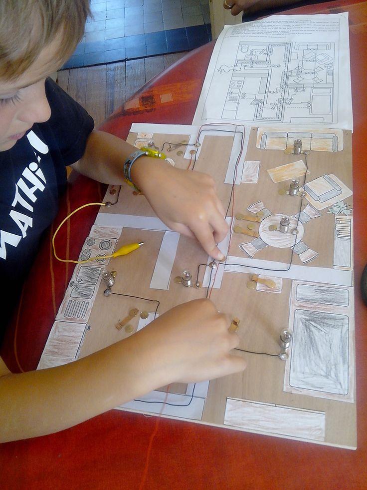 19 best circuit electrique images on Pinterest School, Science