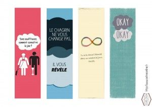 Nos étoiles contraires - Marque pages (The Fault in our stars - Bookmarks)_John Green-2