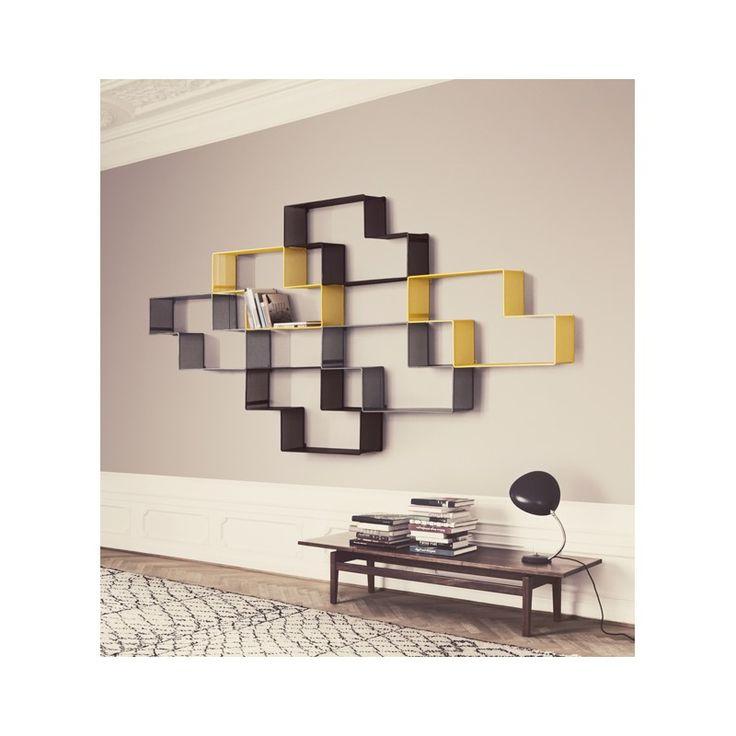 Matgot Dedal book shelf designed by Mathieu
