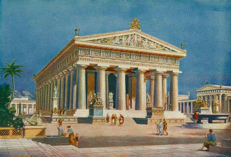 greek architecture crystalinks - 735×499