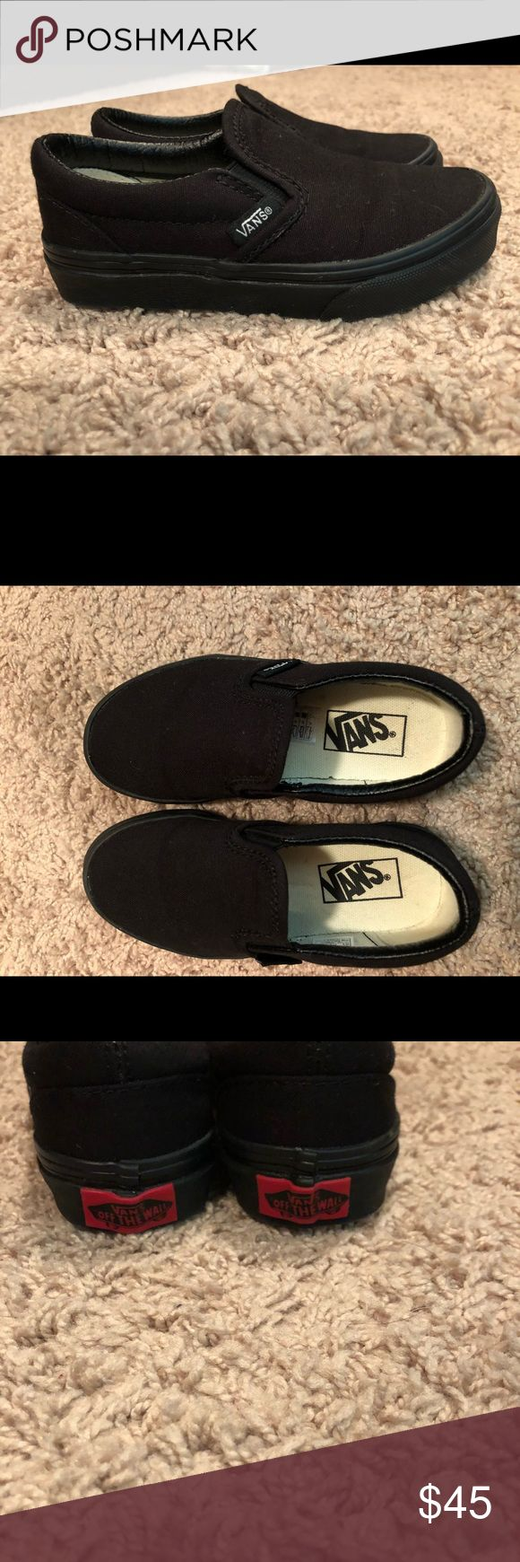 Vans slip ons Use toddler 11.0 Gender neutral Vans Shoes Baby & Walker