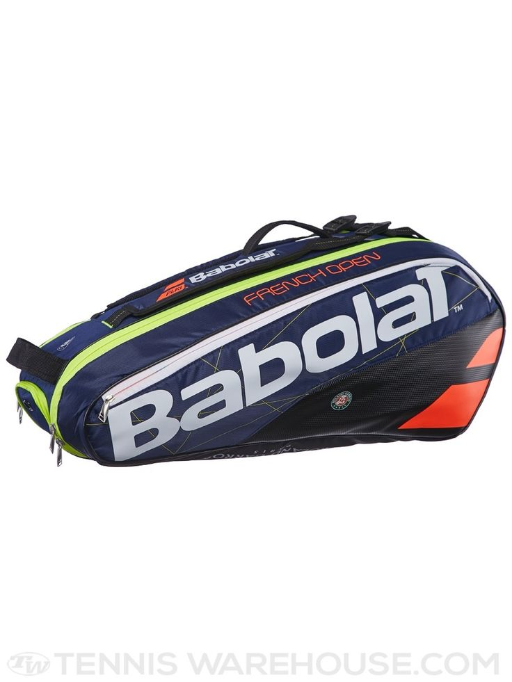 Babolat Pure French Open 6 Pack Bag