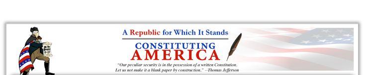 Constituting America - janine turner