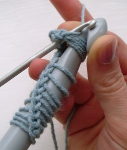 Broomstick Crochet tutorial